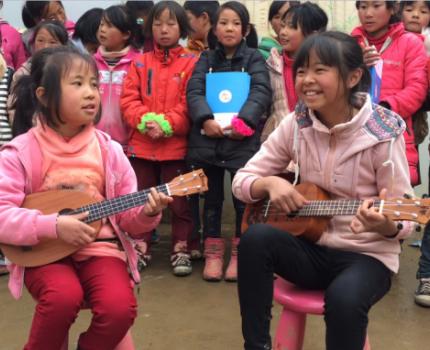 Wenjing Overcomes Childhood Scars